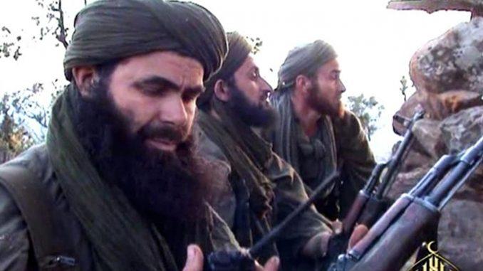 Abdelmalek Droukdel fue elegido líder de Al Qaeda en el Magreb Islámico en 2007