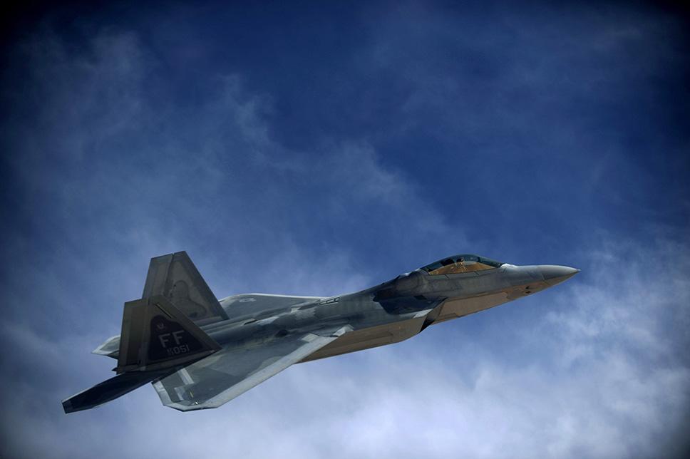 En las últimas semanas, los Raptor han protagonizado acciones como el ataque sobre instalaciones relacionadas con la fabricación de armas químicas por parte del régimen de Assad en Siria