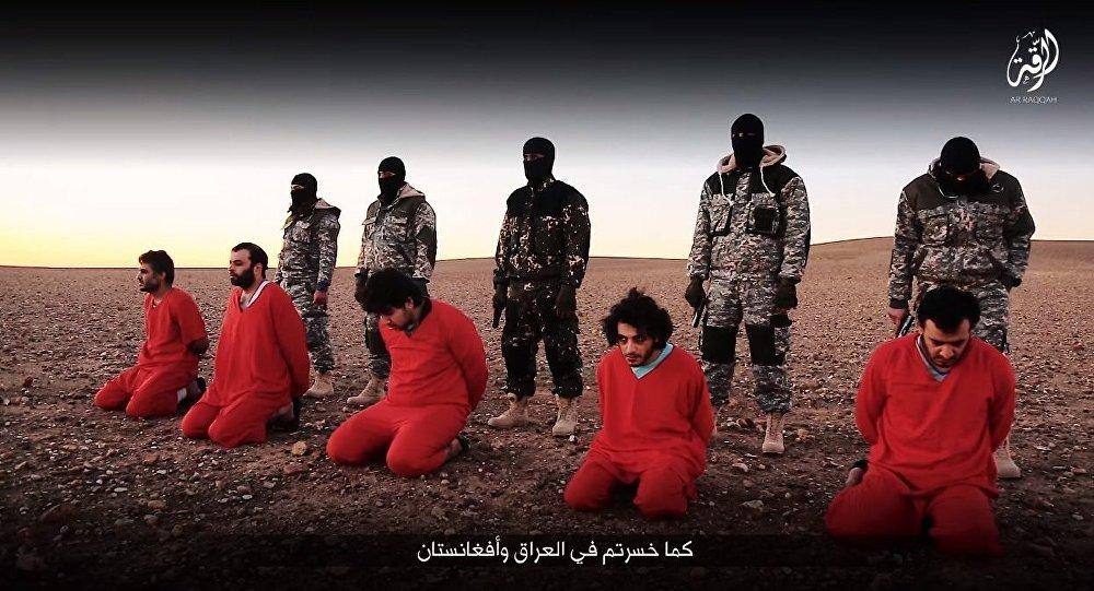 Los famosos vídeos que regularmente publica Daesh son parte de su estrategia de Guerra Híbrida