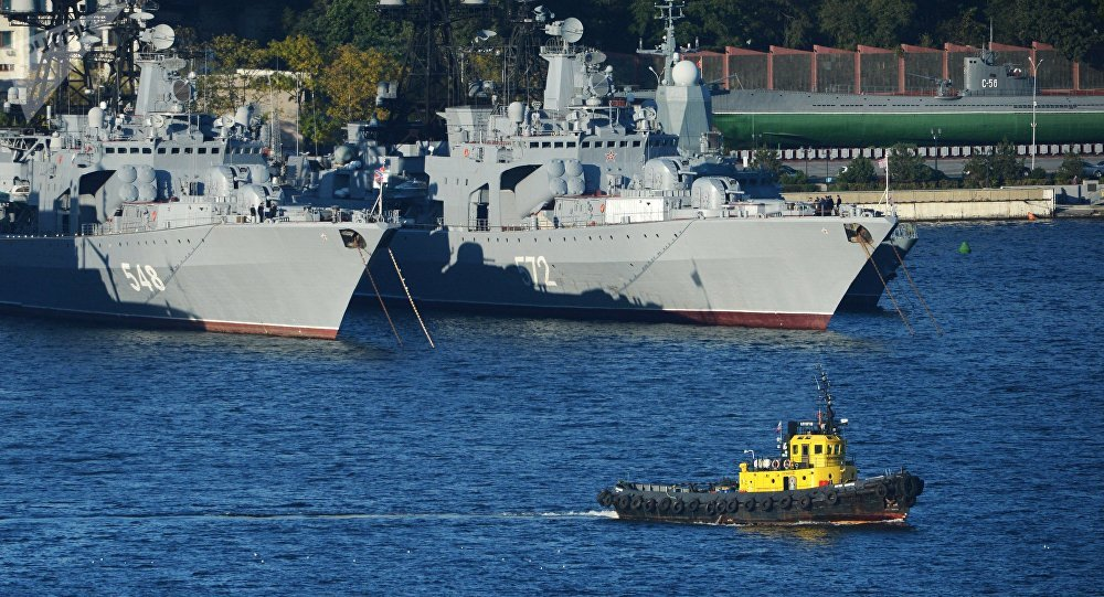A pesar de que todavía cuenta con buques demasiado antiguos, en los últimos años la preparación general de la Armada Rusa ha ganado muchos enteros