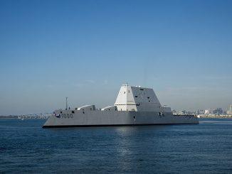 Los destructores de la clase Zumwalt, pese a ser únicamente tres, se constituyen en un activo imprescindible para lograr el Control Ofensivo del Mar, gracias a su sigilo y pegada