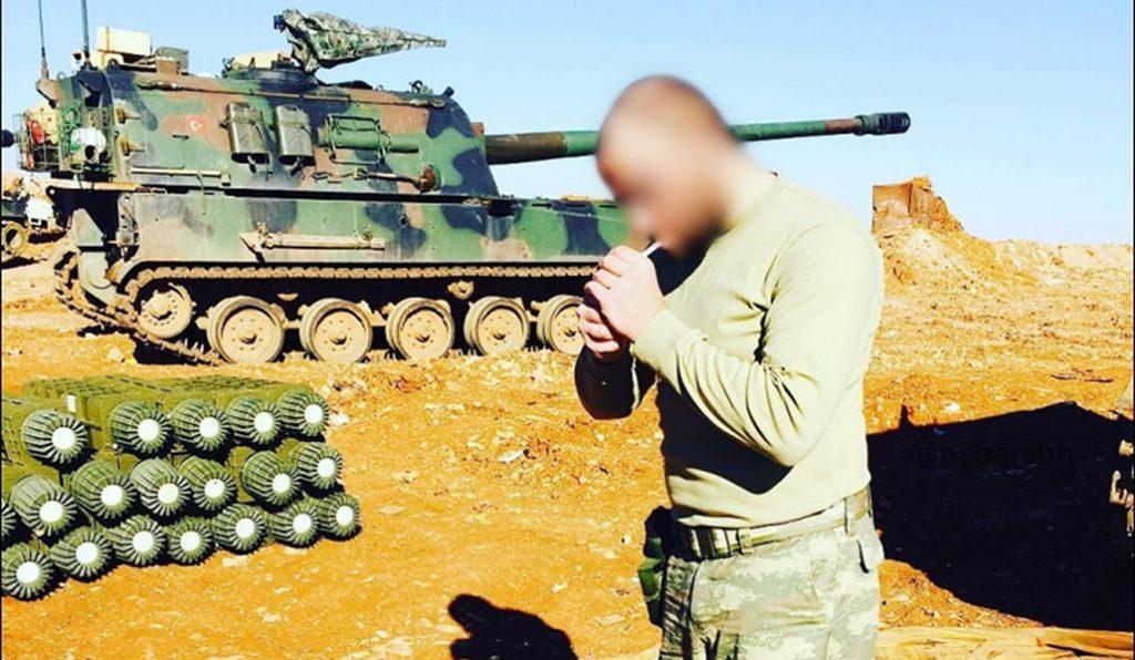 Además de carros de combate, el despliegue turco en Siria ha incluido un buen número de sistemas artilleros y numerosas operaciones aéreas