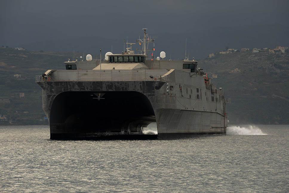 Transporte de la clase Spearhead