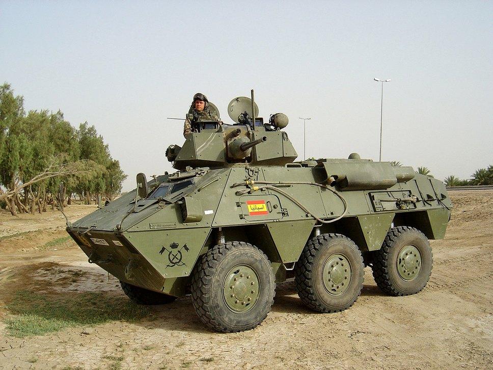El VEC M1, vehículo fundamental de las unidades de Caballería