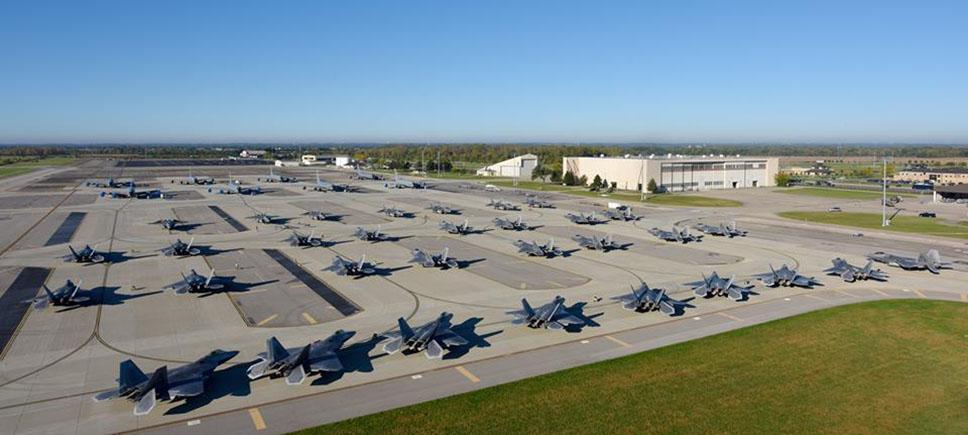 A pesar de las voces reclamando la reapertura de la línea de producción, parece que el número de F-22A Raptor no crecerá en el futuro