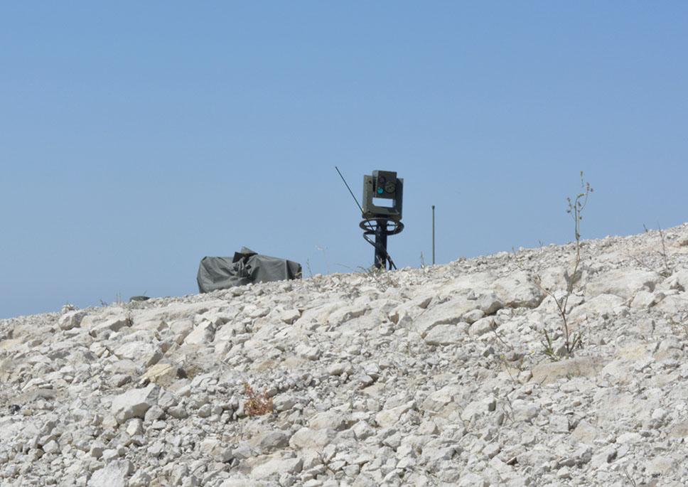 El VERT ofrece la posibilidad de realizar labores de exploración de forma sigilosa gracias a su mástil