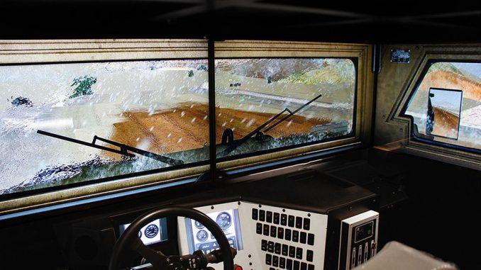"""Simulador de conducción del """"Lince"""""""