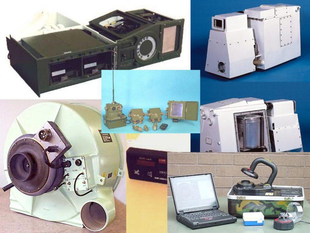 Los sistemas de defensa NBQ se basan en crear una sobrepresión dentro del vehículo y en filtrar todo el aire que entra desde el exterior