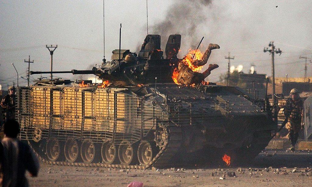 Los Warrior se convirtieron en un objetivo prioritario para los insurgentes