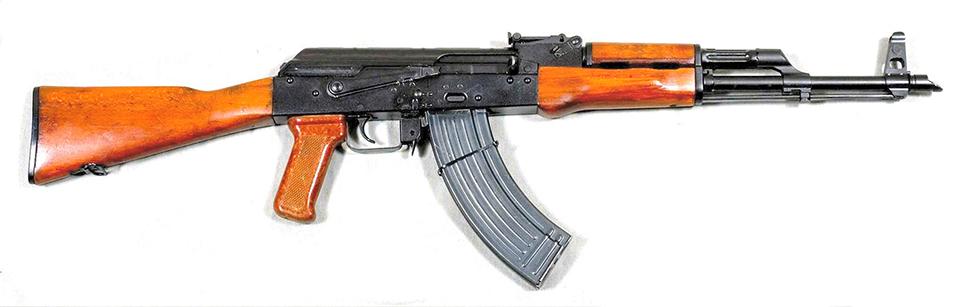 Rifle AKM cal. 7,62 x 39