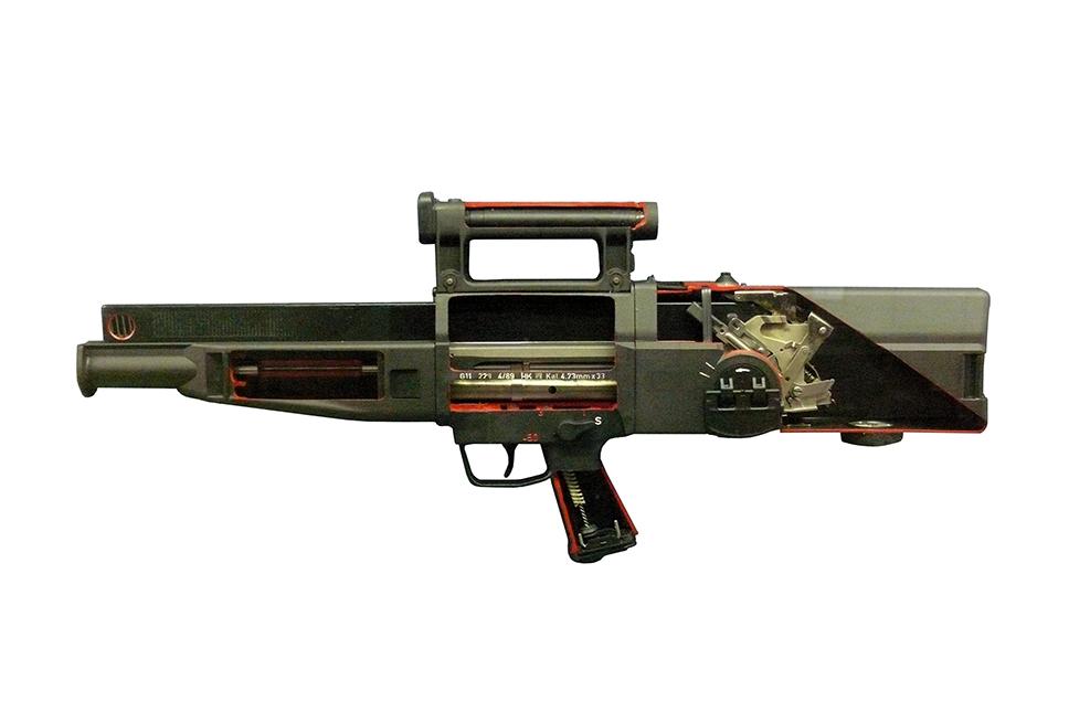 Rifle HK G11, un modelo que pudo cambiarlo todo