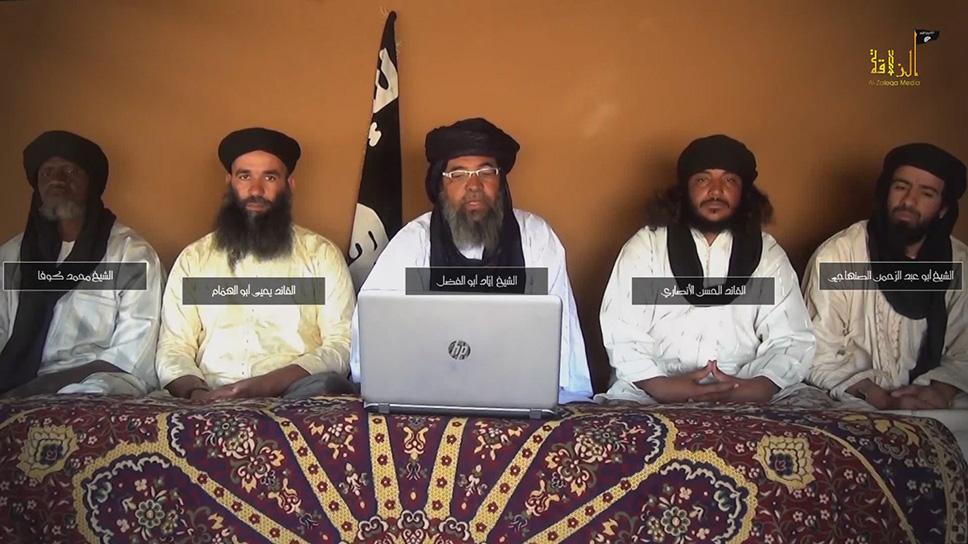 Anuncio de la alianza entre grupos yihadistas en el Sahel
