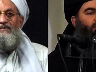 Líderes de Al Qaeda y Daesh