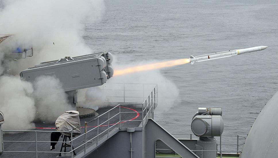 Misil RIM-162 ESSM