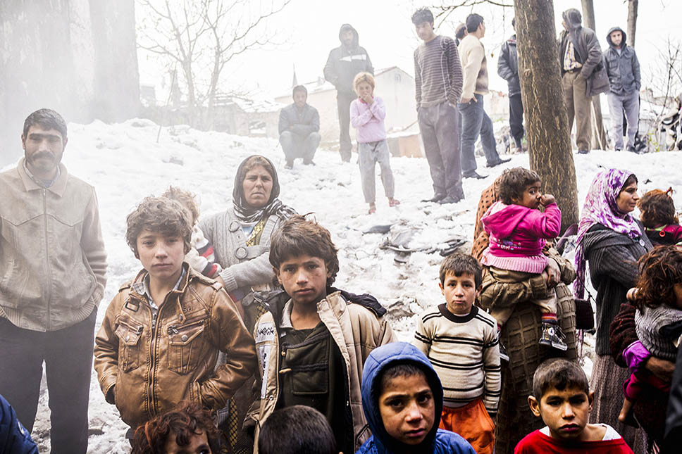Syrian Refugees in Istanbul
