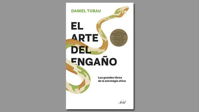 Portada de El arte del engaño de Daniel Tubau