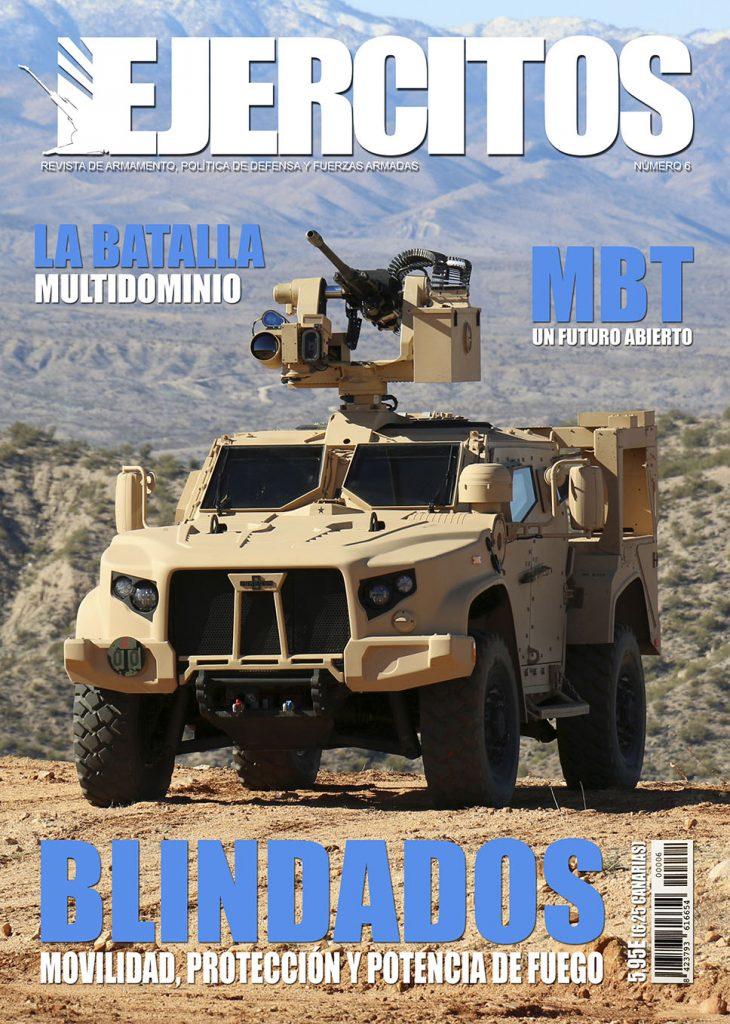 Revista Ejércitos - Número 6