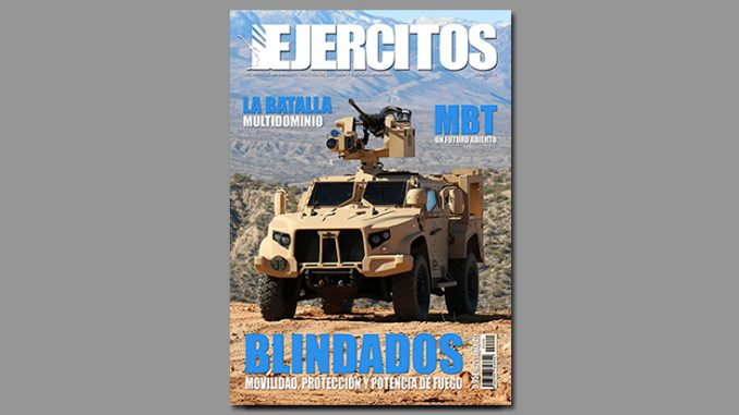 Revista Ejércitos - Número 6 - Noviembre de 2018