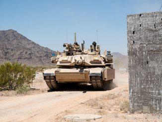 Sistema de Defensa Activa Trophy de la empresa israelí Rafael