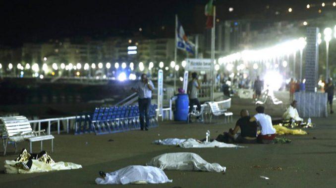 Atentado yihadista en Niza