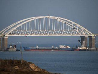 Rusia bloquea el acceso al Mar de Azov