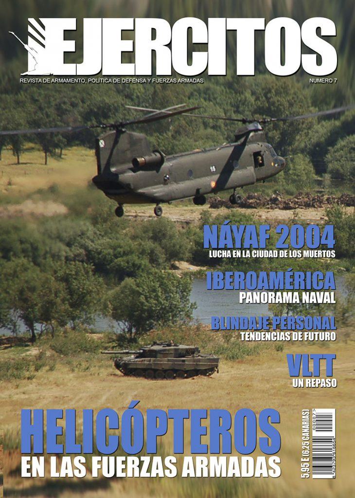 Revista Ejércitos - Número 7 - Enero de 2019