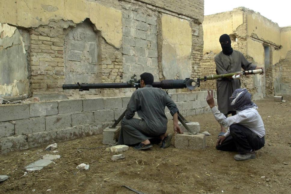 Emboscada a las tropas norteamericanas durante la Segunda Batalla de Faluyah en 2004
