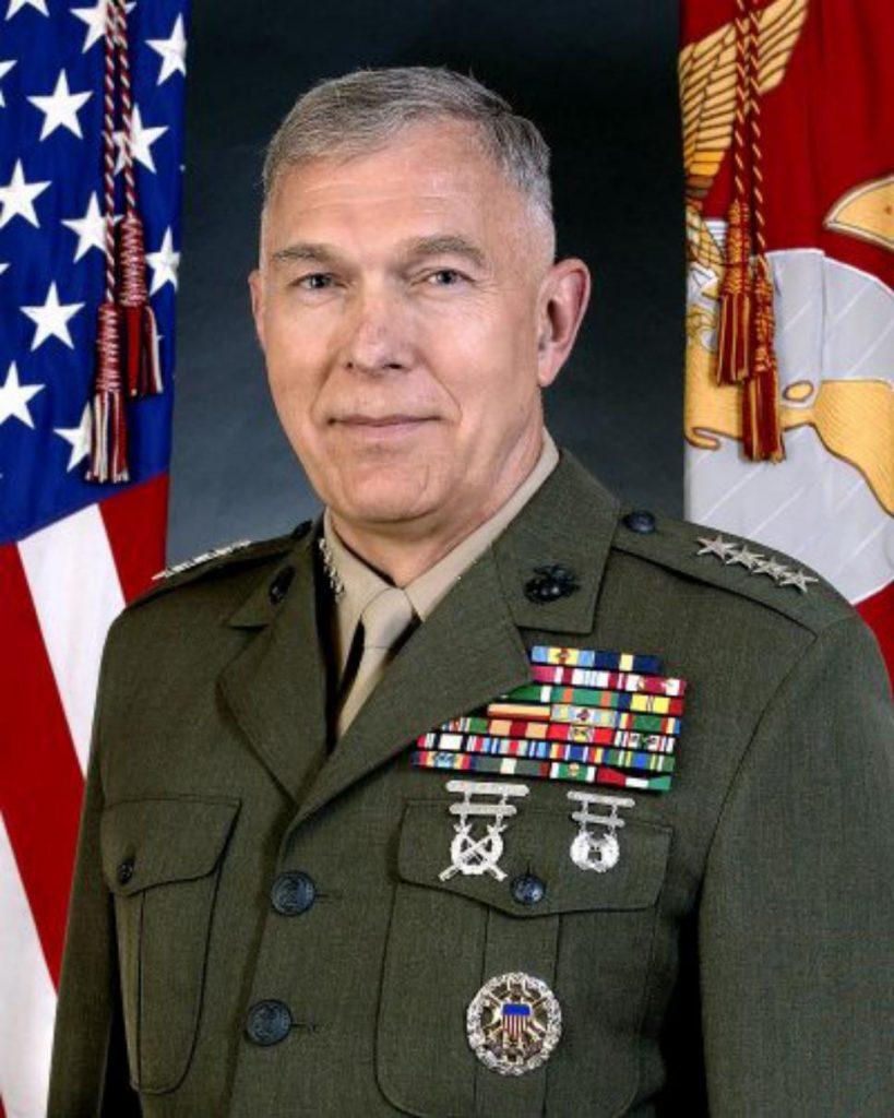 Lt. Gen James T.Conway