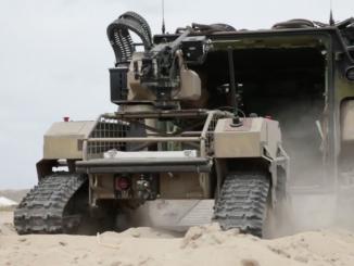 La robotización de la guerra avanza imparable, pero es solo un factor de una RM que terminará con el soldado tradicional.