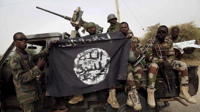 Milicianos de Boko Haram