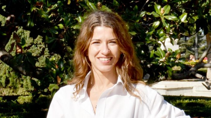 Montserrat Ferrero, Directora de Relaciones Institucionales de Cops & Army Games