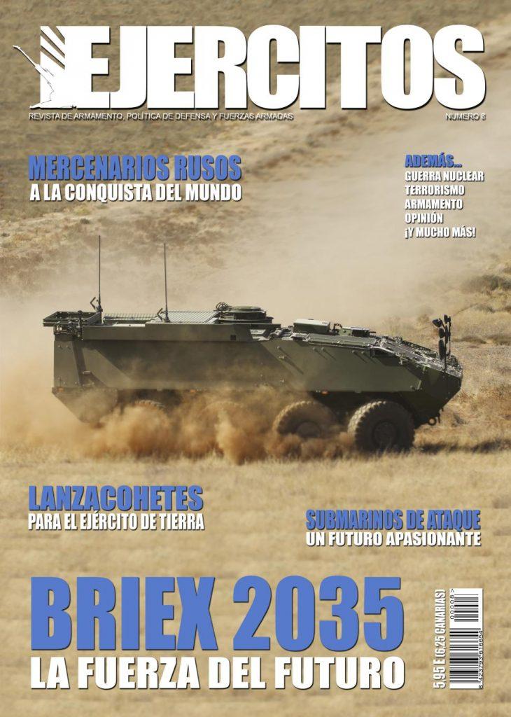 Revista Ejércitos - Número 8