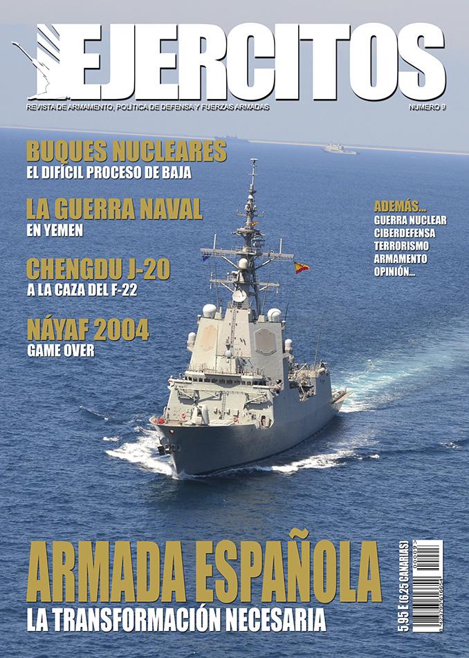 Revista Ejércitos - Número 9 - Mayo de 2019