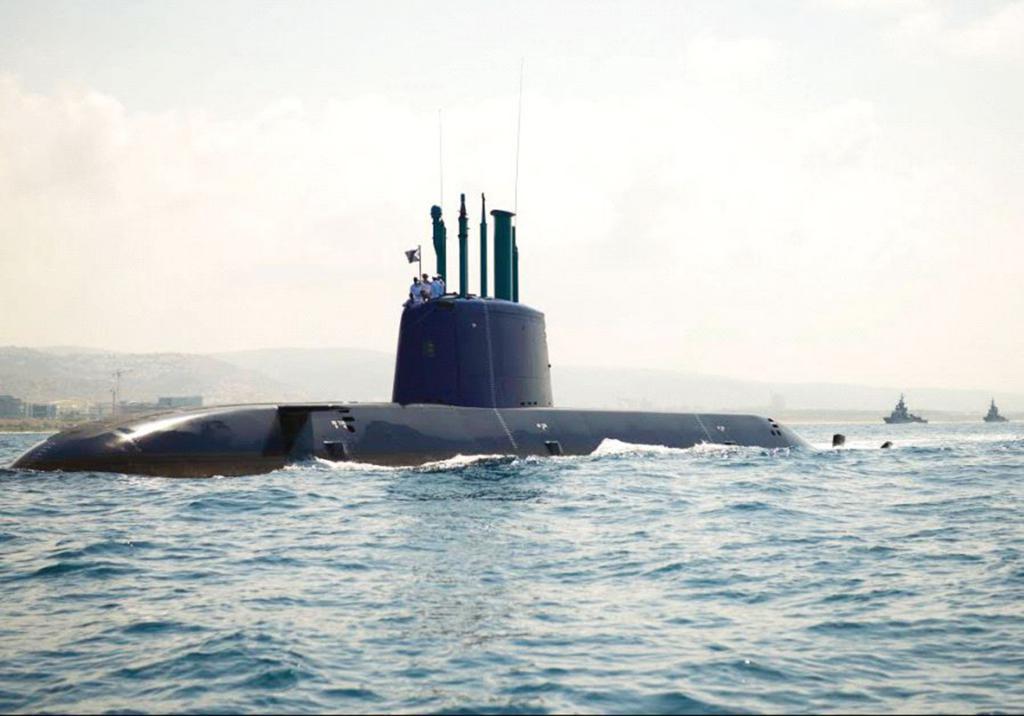 Carrera armamentística en el Mediterráneo oriental