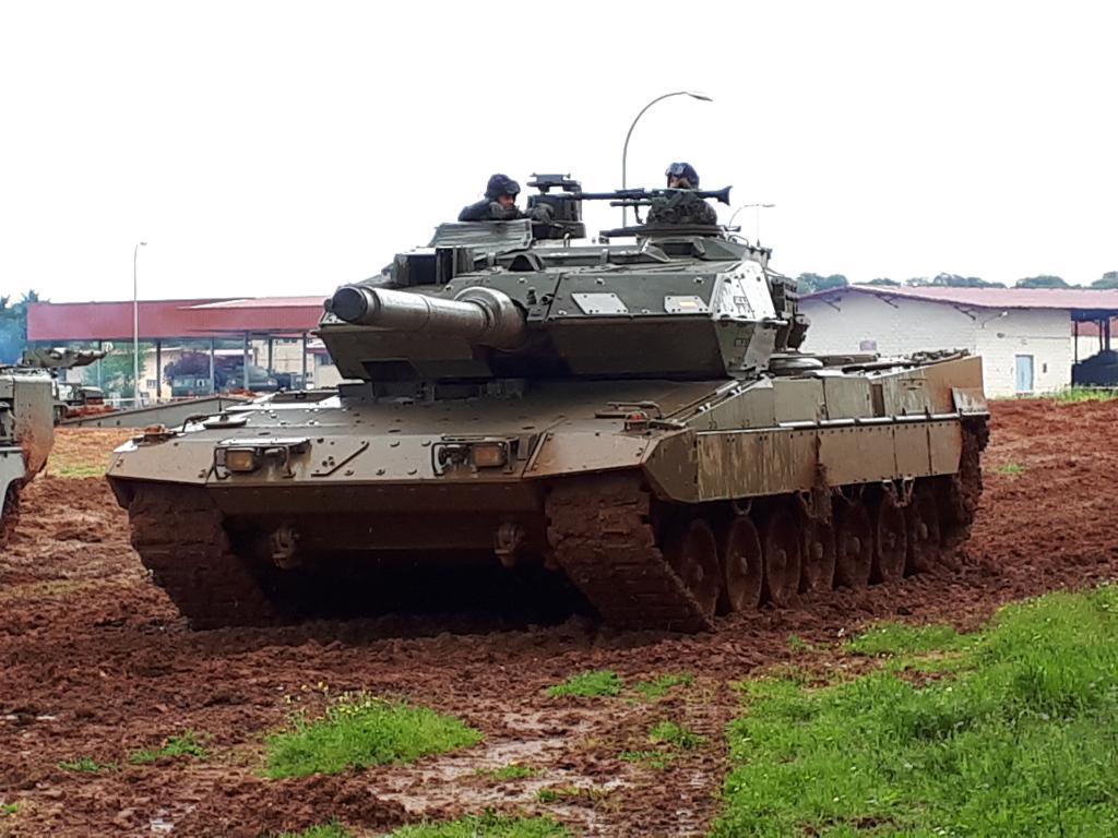 Historia del Leopard 2 en España (III)