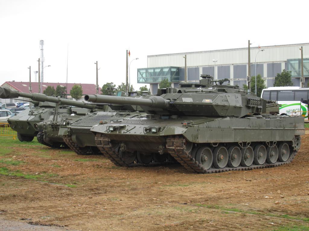 Historia del Leopard 2 en España (II)