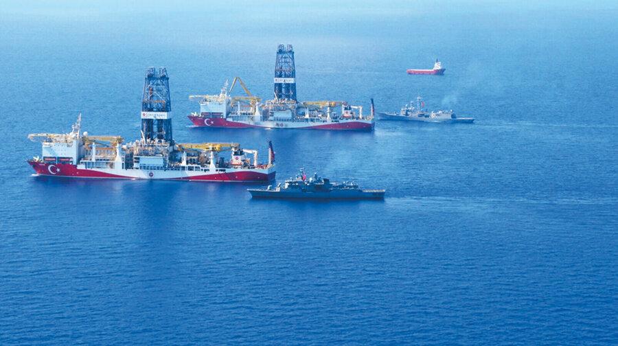 Fatih ve Yavuz'dan sonra Kanuni de Akdeniz'e açılmaya hazırlanıyor -  Habermotto