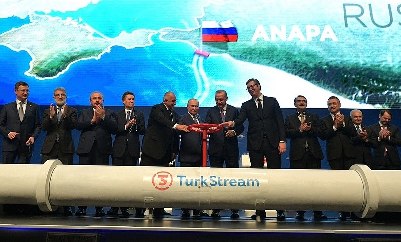 TurkStream is South Stream 2.0—has the EU done its homework this time? -  Atlantic Council