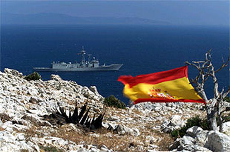 España desalojará la isla Perejil si Marruecos se compromete a no ocuparla  | España | EL PAÍS