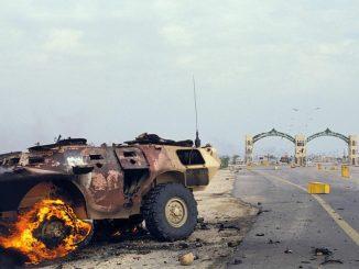 La batalla de al-Khafji